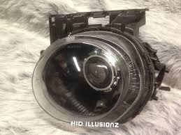 nissan juke xenon lights hidillusionz lifetime warranty hid retrofit projector headlights