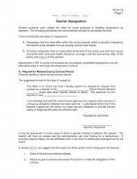 letter nurse resignation letter template