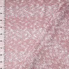 sweater fabric mauve black stripe hacci sweater knit fabric