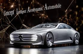 mercedes concept cars mercedes benz concept iaa changes shape for better efficiency