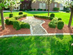 Colored Rocks For Garden by Red Brick Chips Indianapolis Decorative Rock Mccarty Mulch
