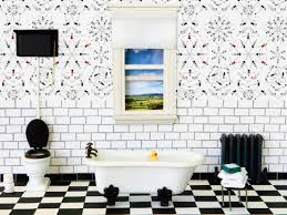 bathroom wallpaper ideas unique modern bathroom wallpaper bathroom ideas