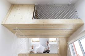 furniture hammock floors glass door soffit steps staircase