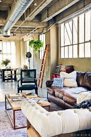 Industrial Living Room by 2903 Best Vintage Industrial Decor Living Room Images On