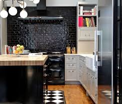 black kitchen cabinets in a small kitchen delicacy how to bring a brilliant black island into