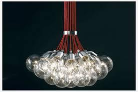Exposed Bulb Chandelier Horwitz Design Design Diy Exposed Bulb Pendant Chandeliers
