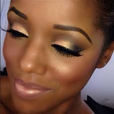 eyeshadow tutorial for brown skin pin by christine nazaire on facial pinterest gorgeous makeup