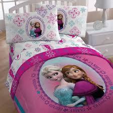 Frozen Bed Set Disney Frozen Bedding Set Elsa Snowflake Comforter And Sheets