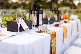 30 stunning wedding reception table setting ideas