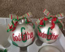 godfather ornament picture frame ornament