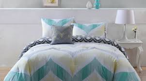 Chevron Bedding Queen Bedding Set Noticeable Grey Chevron Dorm Bedding Gratifying Grey