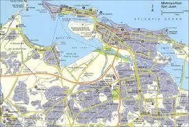 san juan map san juan city map san juan mappery