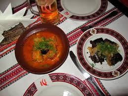 Comfy Kiev by Feasting Our Way Thru Kiev And Odessa Europe Up Close