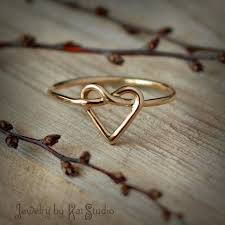 knot promise ring tie the knot to be with a knot promise ring