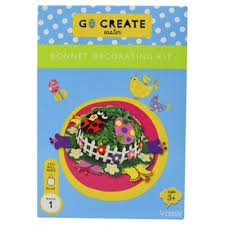 Easter Cake Decorations Tesco by Buy T Go Create Easter Bonnet Decorating Kit From Our Textile