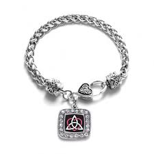s bracelet knot classic charm braided bracelet