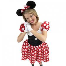 minnie mouse halloween costume for adults disney classic minnie mouse fancy dress costume morph costumes uk