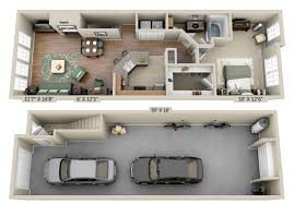 Home Design For 3 Room Flat Interior Design For 3 Bedroom Apartments
