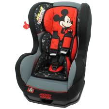 siege auto bebe rotatif mickey siège auto groupe 0 1 cosmo sp luxe noir disney baby