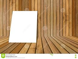 wooden interior empty interior wood room white wooden wall and floor stock photo