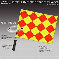 Triangle Flag Case Agora Pro Line Duo Rotating Referee Flags Https Www Aysostore Com