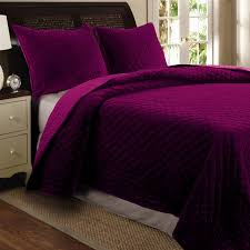 purple velvet duvet cover sweetgalas