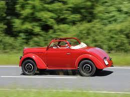 vintage opel car opel kadett roadster 1938 pictures information u0026 specs