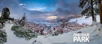 Photos Of Snow Winter Outdoor Activities Bryce Canyon National Park U S