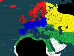 World Religions Map Tf2 Europe Religion Map By Icelance669 On Deviantart