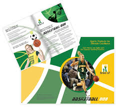 basketball c brochure template basketball c brochure template 28 images basketball brochure