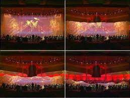 Theater Drop Curtain Iweiss Theatrical Solutions Kabuki Curtain System