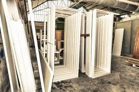 can you use an existing door for a barn door 2021 door frame replacement repair costs fix interior