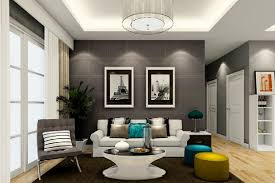 Gray And Beige Living Room Grey Wall Living Room Home Design