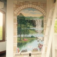 murals jo ann kargus art and illustration 10 kaseys treehouse mural