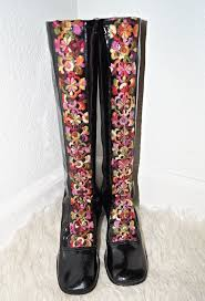 s boots best 25 go go boots ideas on white gogo boots 1960s