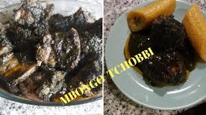 porc cuisine mbongo tchobbi pork mbongo de porc cameroon cuisine
