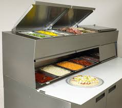 commercial pizza prep tables hvac refrigeration gary deer jr air property