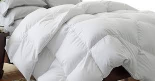 9 best down u0026 alternative comforters 2017