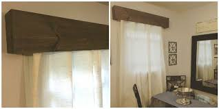 Window Cornice Kit Make An Easy Wooden Cornice Hometalk