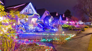 houses with christmas lights near me is this the best christmas lights display this year abc7chicago com