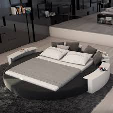 Circular Bed Frame Bedding Design Bedding Design King Size Circle Picture