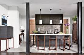 Pendant Lighting Kitchen 31 Kitchens With Pretty Pendant Lighting Photos Architectural Digest