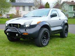 opel frontera lifted isuzu vehicross off road image 49