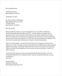 resignation letter with reason efficiencyexperts us