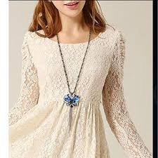 butterfly long chain necklace images Buy sansar india butterfly blue crystal long chain pendant tassel jpg