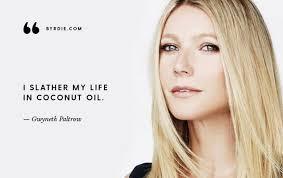 Gwyneth Paltrow Gwyneth Paltrow On Feeling Bloated Treating Pimples And Her 1