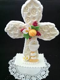 First Communion Cake Decorations Baptism Cake Toppers Boys Baptism First Communion Favors First