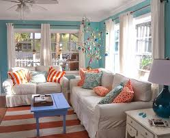 house of turquoise living room 213 best crushing on orange images on pinterest beach houses