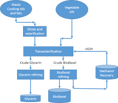 how is made how is biodiesel made biofuels association of australia