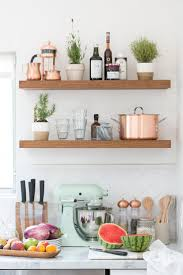 kitchen shelves decorating ideas copper kitchen decorating ideas best decoration ideas for you